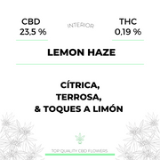 Lemon Haze 23,5% CBD