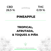 Pineapple 26,5% CBD