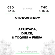 STRAWBERRY 12% CBD