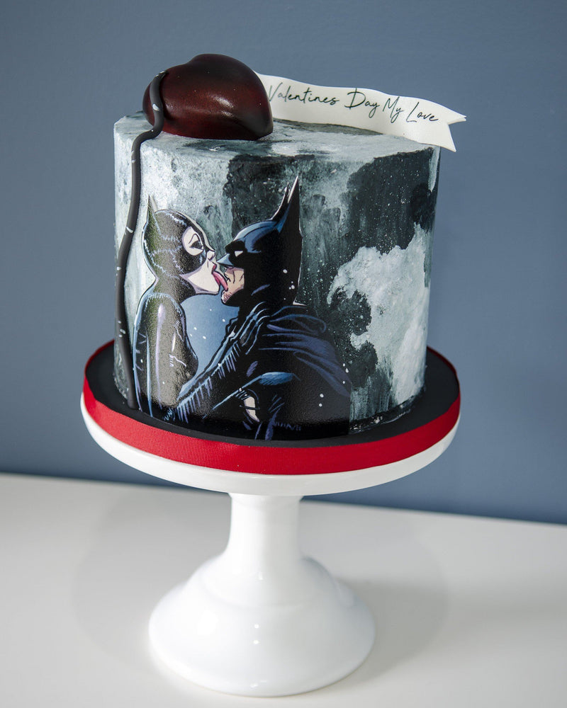 Batman Elegant Temptations Bakery