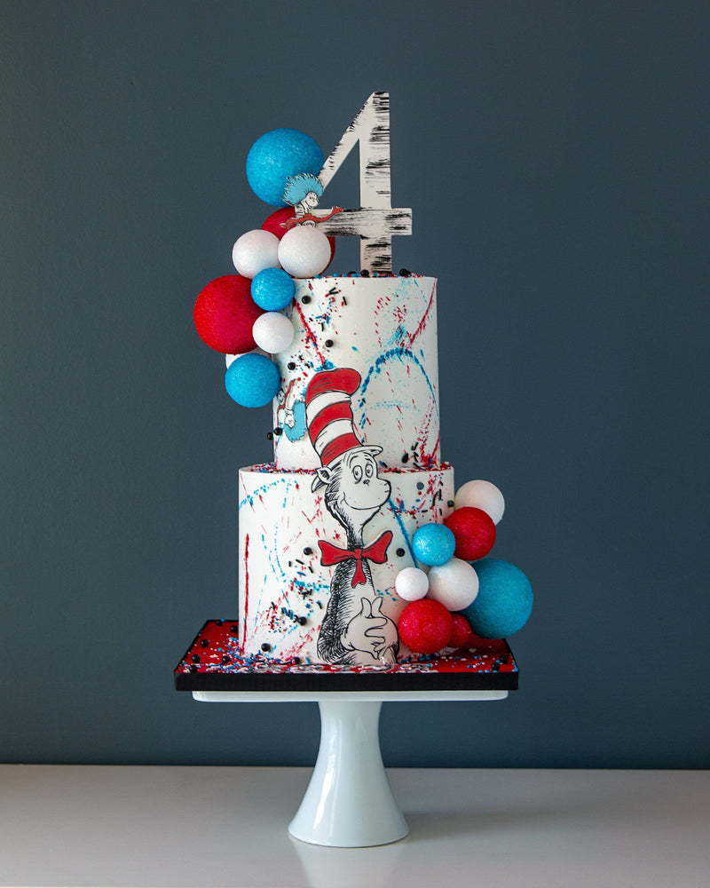 Dr. Seuss Elegant Temptations Bakery