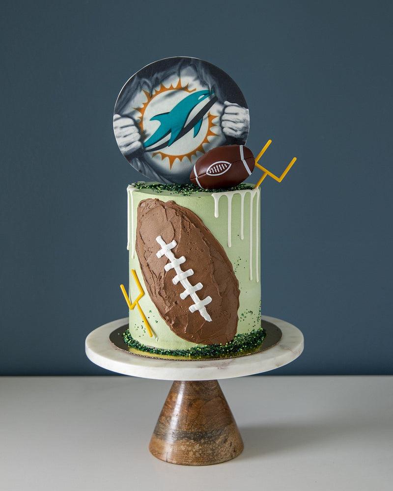 Football Elegant Temptations Bakery