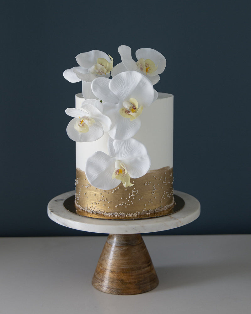 Golden Orchid Elegant Temptations Bakery