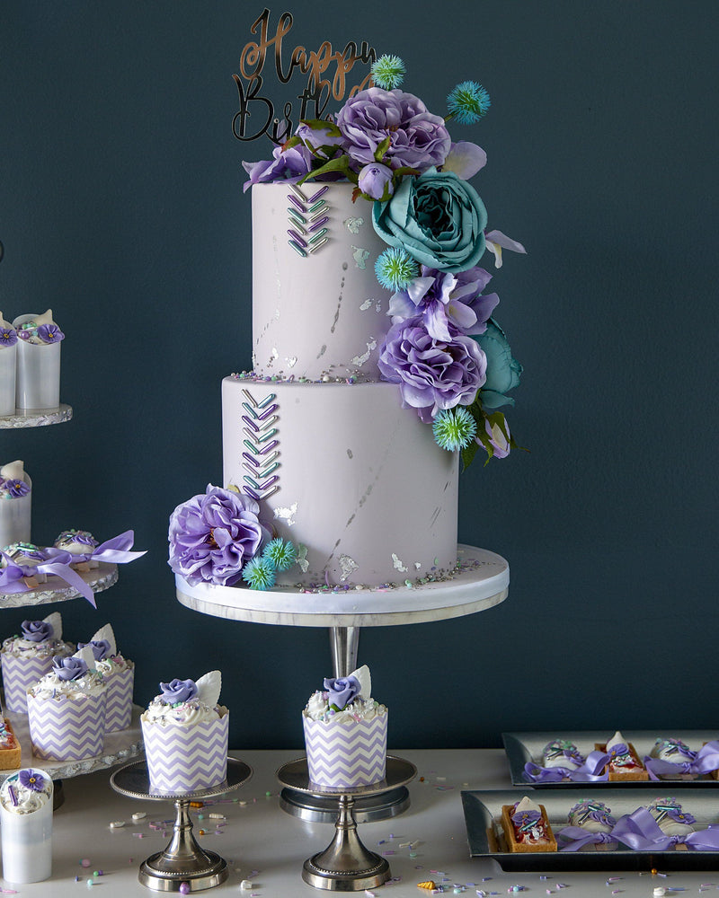 Lovely Lavender Elegant Temptations Bakery