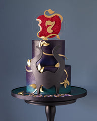 Maleficent Elegant Temptations Bakery