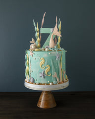 Mermaid Elegant Temptations Bakery