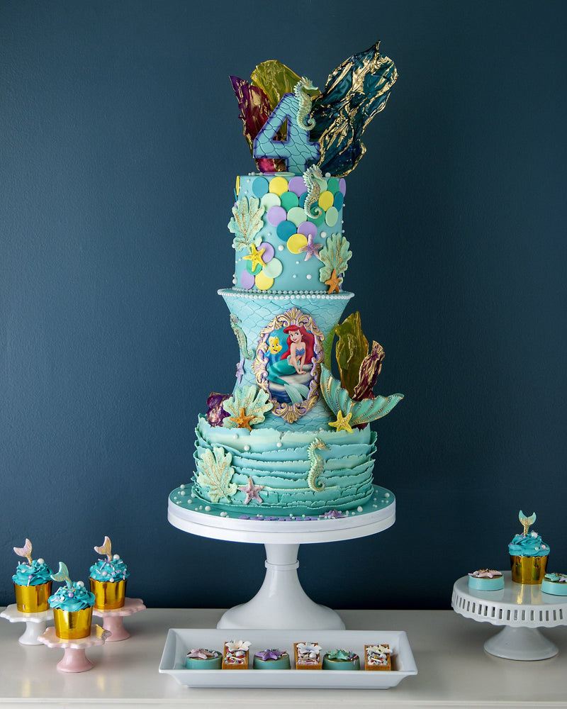 Mermaid Kit Elegant Temptations Bakery