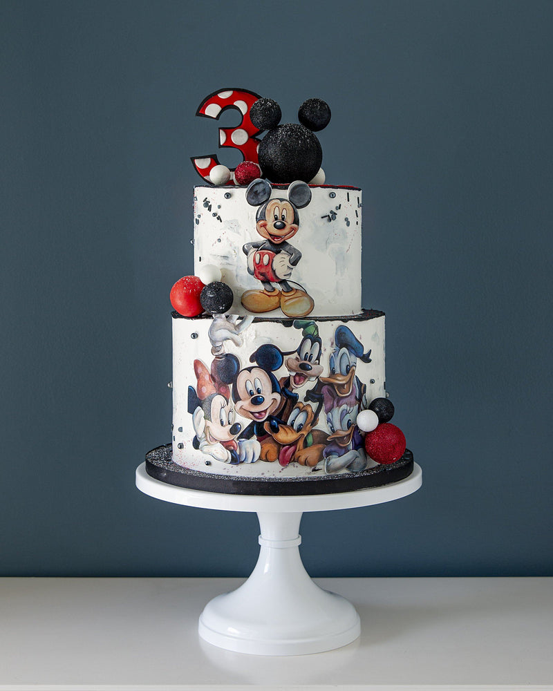 Mickey & Friends Elegant Temptations Bakery