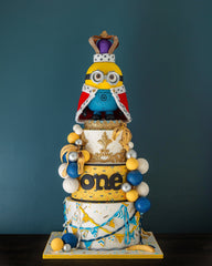 Minion King Elegant Temptations Bakery