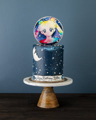 Sailor Moon Elegant Temptations Bakery