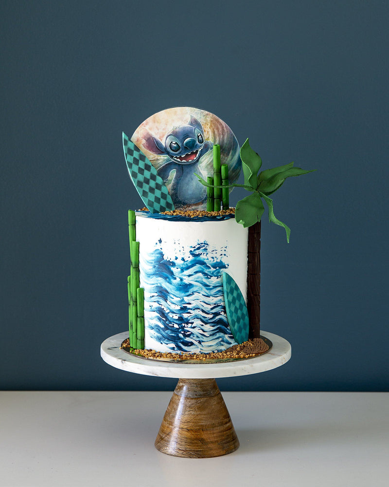 Surfs Up Stitch Elegant Temptations Bakery