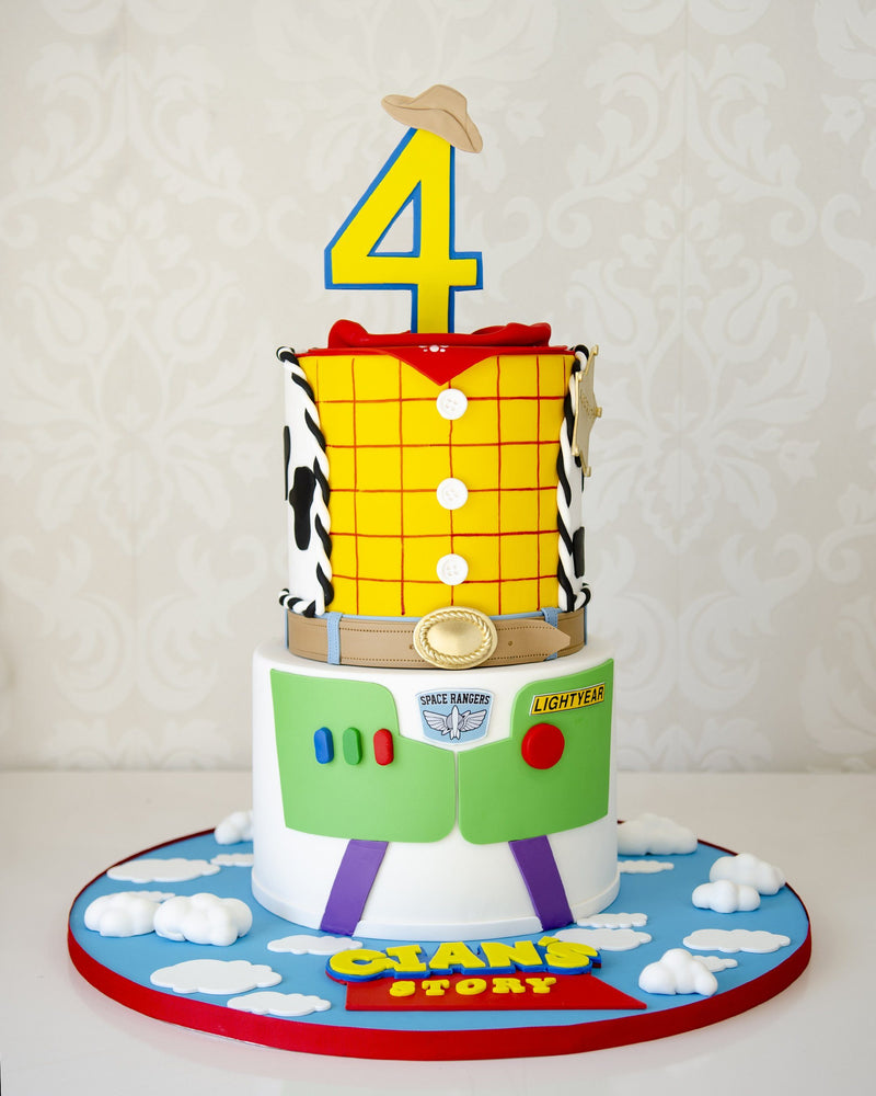 Toy Story Elegant Temptations Bakery