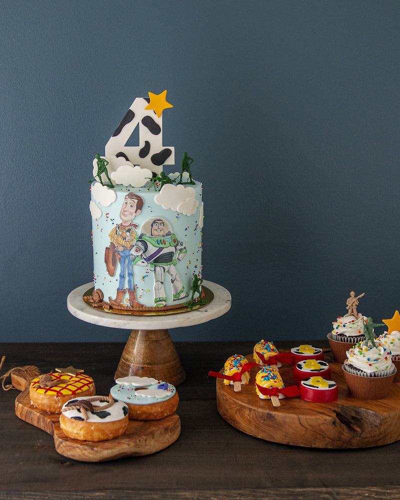 Toy Story Party Kit Elegant Temptations Bakery