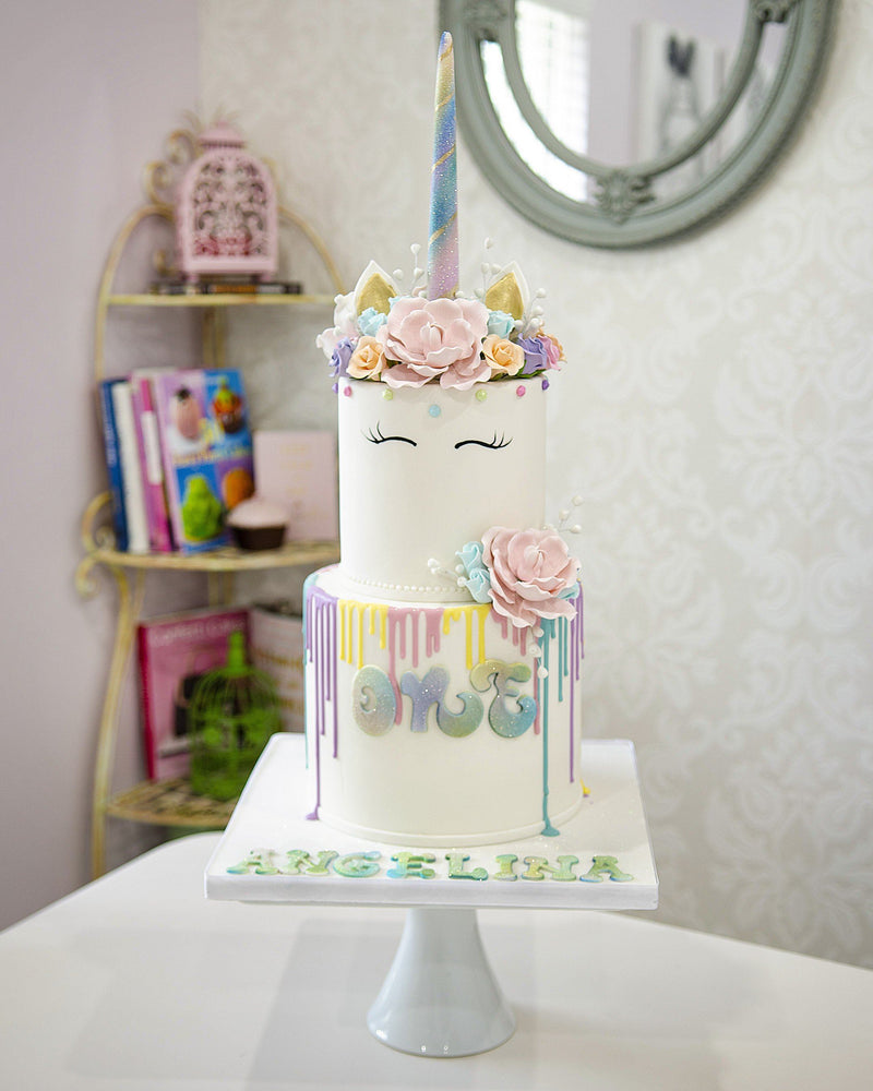 Unicorn - Angelina Elegant Temptations Bakery