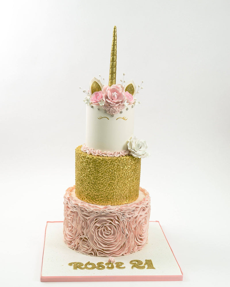 Unicorn - Rosie Elegant Temptations Bakery
