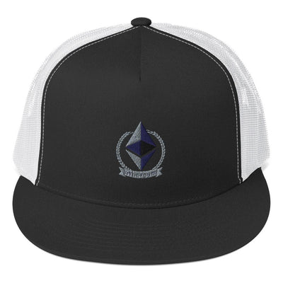 Ethereum Cryptocurrency Trucker Cap