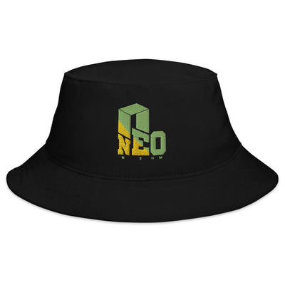 NEO Cryptocurrency Bucket Hat
