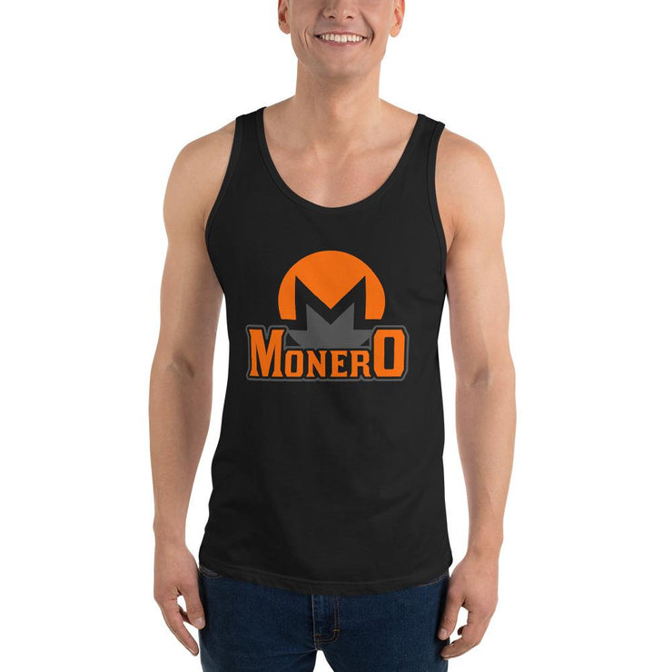 CryptoBridge Zon Monero Cryptocurrency Tank Top
