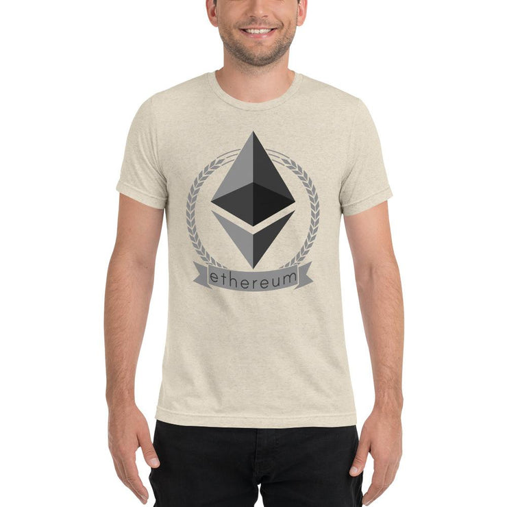 Ethereum Cryptocurrency Short sleeve t-shirt