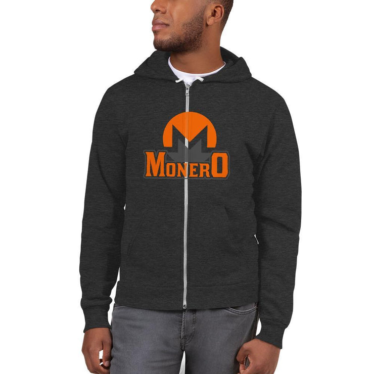 Monero Cryptocurrency Hoodie sweater