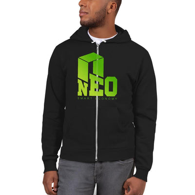 NEO Cryptocurrency Hoodie sweater