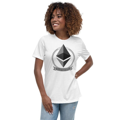 Ethereum Relaxed T-Shirt