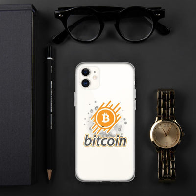 Bitcoin Cryptocurrency iPhone Case