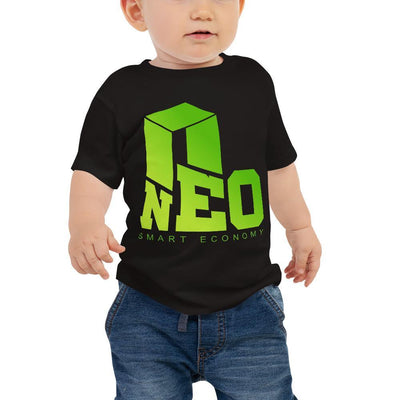 NEO Cryptocurrency Baby Jersey Short Sleeve Tee