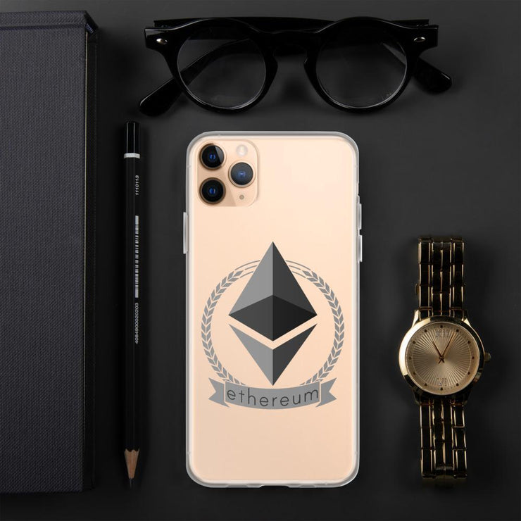 Ethereum Cryptocurrency iPhone Case