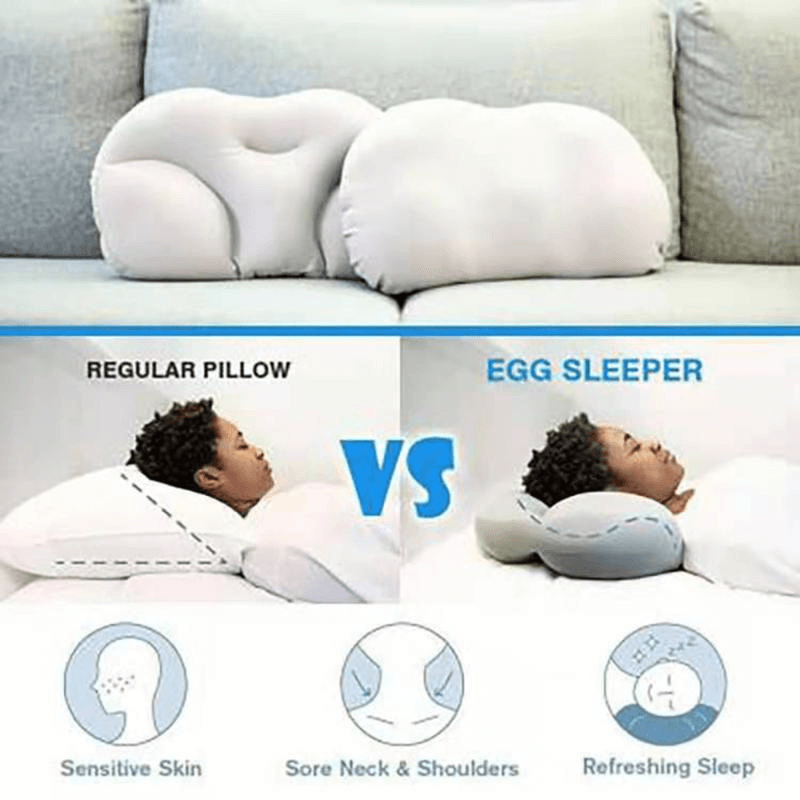 What Are Cloud Pillows Made Of