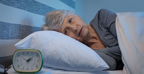 how to cure insomnia in older people