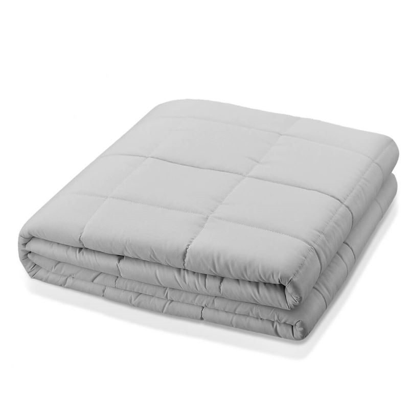 Improve Sleep With Weighted Blanket