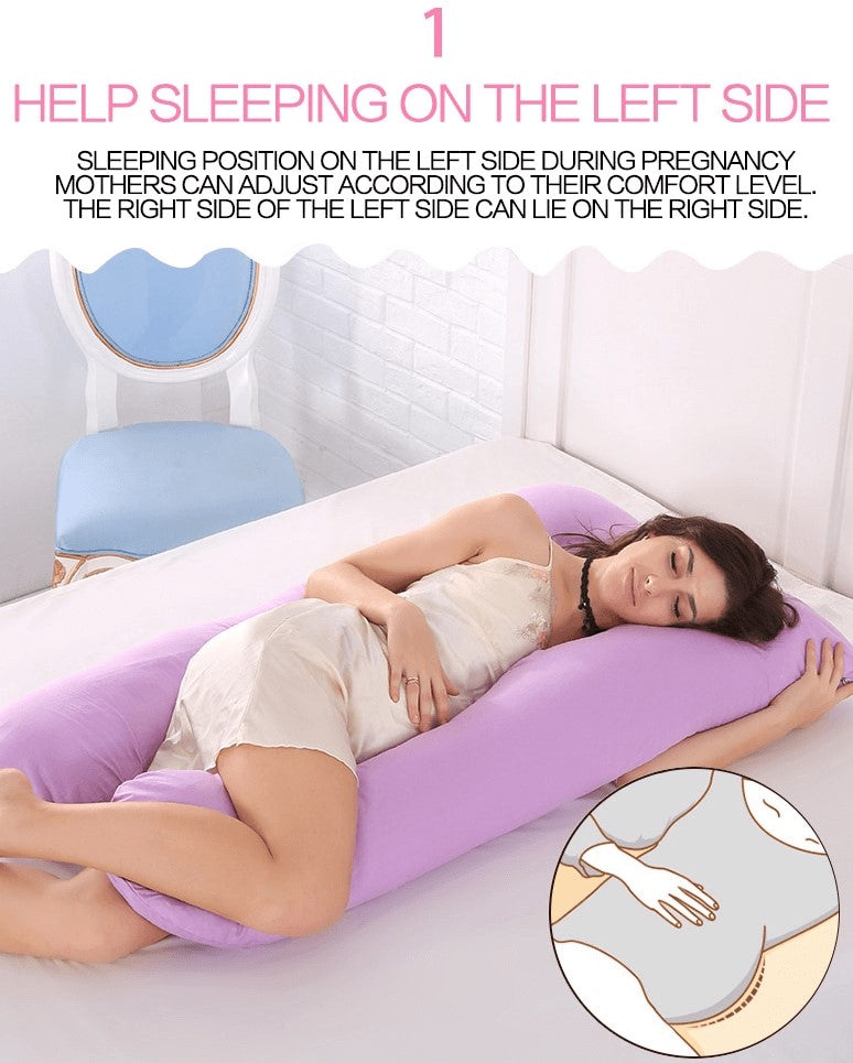 How Does A Pregnancy Pillow Help