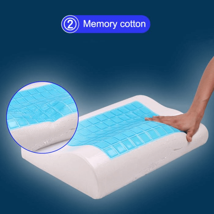 What Is A Gel Pillow