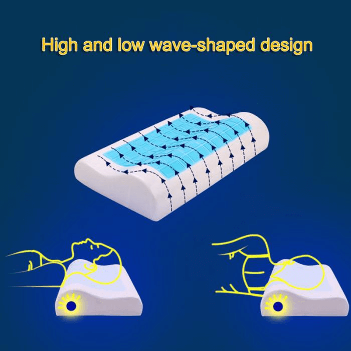 Do Gel Pillows Stay Cool