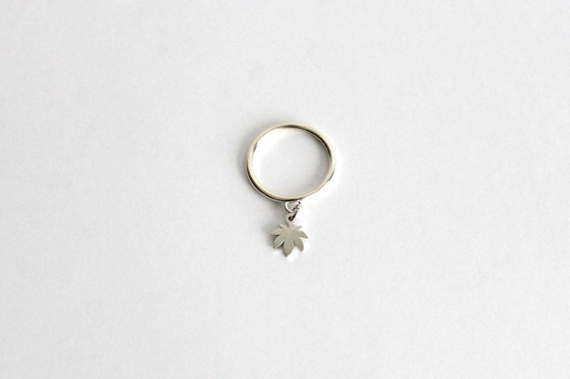 Mary Jane Charm Ring