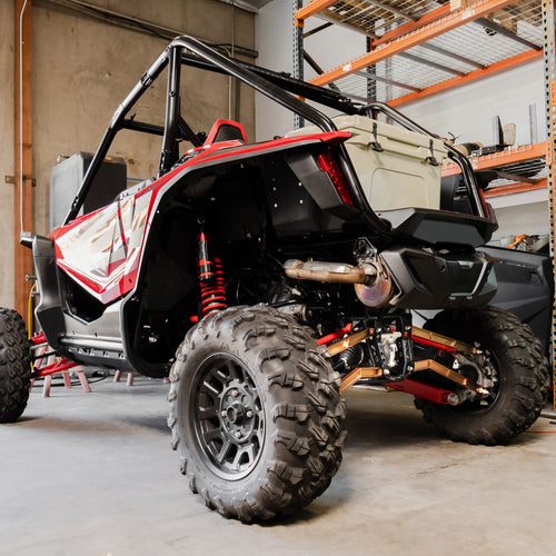 Honda Talon 1000R/X Ice Chest Mount