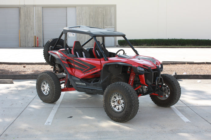 Honda Talon R/X Swing Out Bed Extender w/Spare Tire Carrier