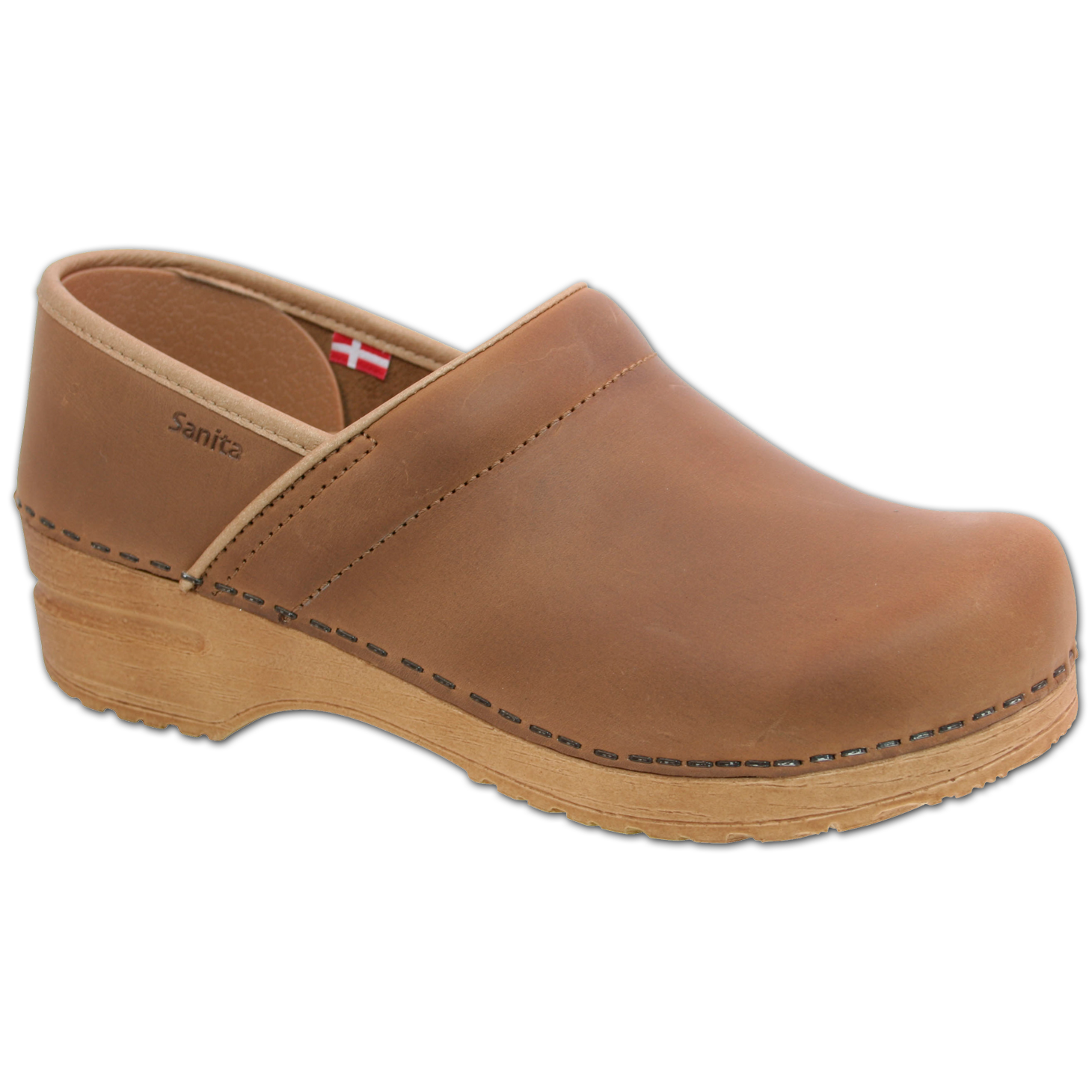 Pro. Oiled Leather Women's - Second
