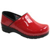 Pro. Patent Women's - Red - Second