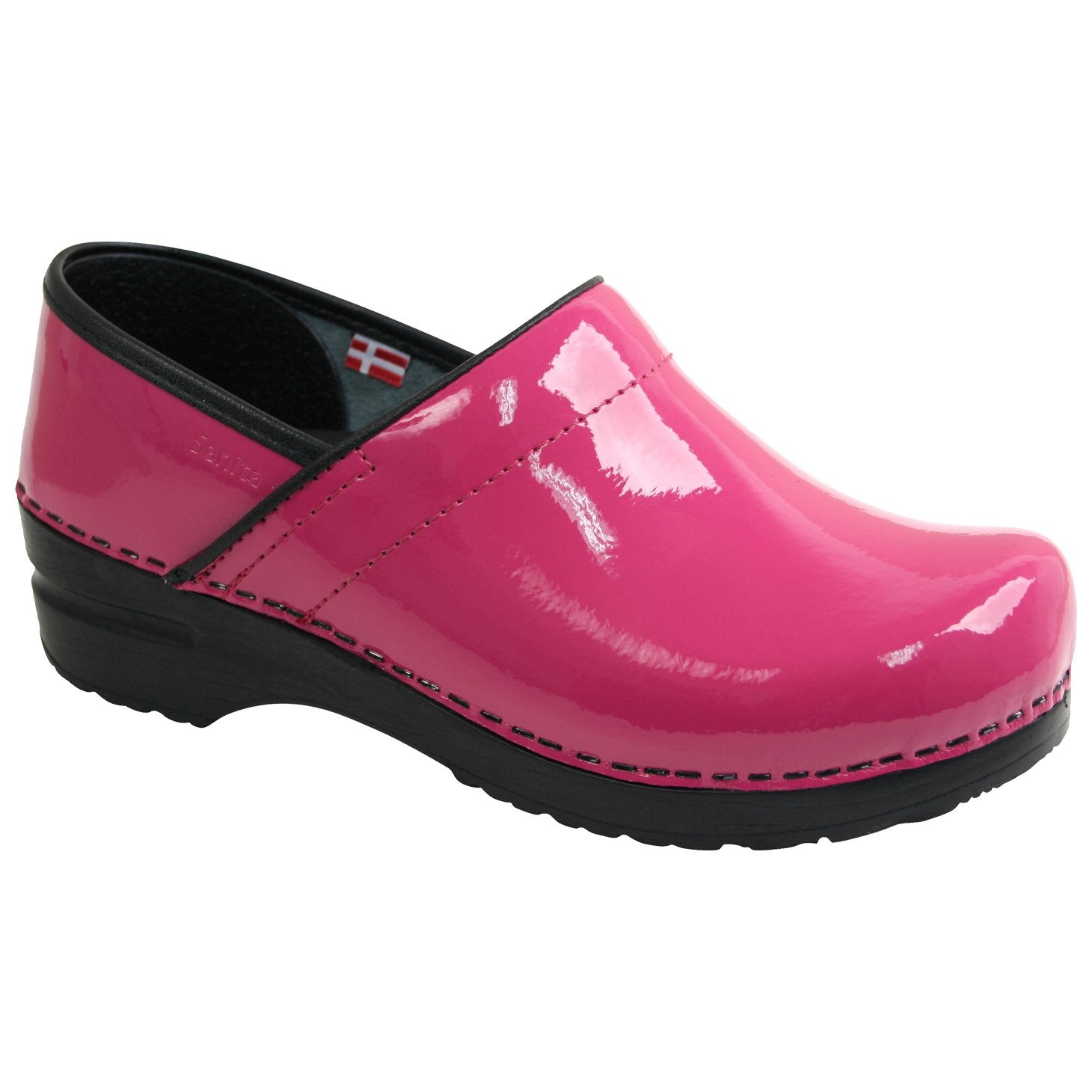 Pro. Patent Women's - Fuchsia - Second