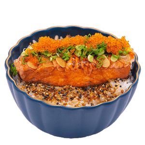 Mentaiko Salmon (Medium Rare)