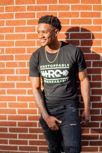 Unstoppable & Unbreakable Basic Tee