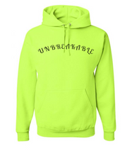 Load image into Gallery viewer, Unbreakable Hoodie