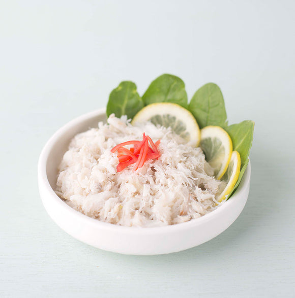Peeled Crab Meat