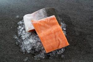 Frozen Salmon Portions (4-6 pc)