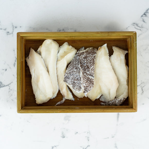 Deep Sea Ice Cod - Tail Cuts