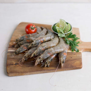 Black Tiger Prawns (Peeled and Deshelled) 26-30