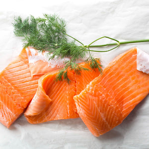 New Zealand King Salmon