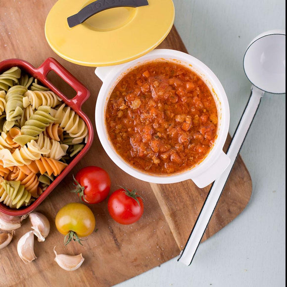 Chicken Bolognese Sauce with Garden Vegetables